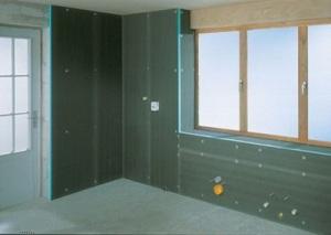 Гидроизоляция стен (фасадов)